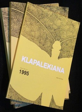 náhled knihy - Klapalekiana no. 1-2 a 3-4 + supplementum 1995