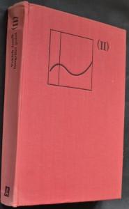 náhled knihy - Integrální počet : vysokošk. učebnice pro matematicko-fyz. a přírodověd. fakulty. 2. [díl]