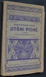 náhled knihy - Jitřní písně