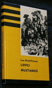 náhled knihy - Lovci mustangů