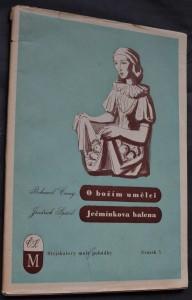 náhled knihy - O božím umělci, Ječmínkova halena