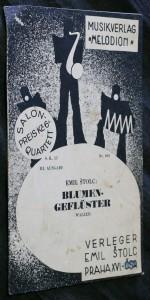 náhled knihy - Šepot květin. Blumen-geflüster