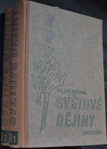 náhled knihy - Ilustrované dějiny světové. Díl III a díl IV, Novověk I a II