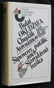 náhled knihy - Chudák Avrosimov ; Šipovovy patálie, aneb, Starodávná fraška