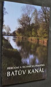 náhled knihy - Přírodní a technická památka Baťův kanál