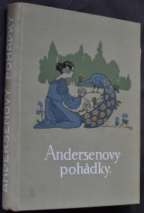 náhled knihy - Andersenovy pohádky