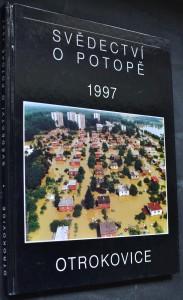 náhled knihy - Otrokovice : svědectví o potopě 1997