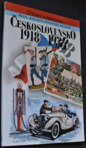 náhled knihy - Dějiny v obrazech : Československo 1918-1938