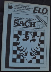 náhled knihy - Moravskoslezský šach : mimořádné vydání, 2
