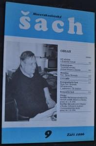 náhled knihy - Moravskoslezský šach, č. 9