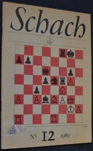 náhled knihy - Schach, č. 12