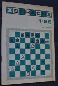 náhled knihy - Schach, č. 1