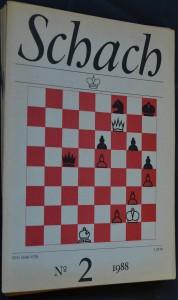 náhled knihy - Schach, č. 2 - 7