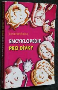náhled knihy - Encyklopedie pro dívky