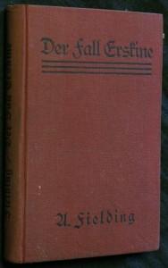 náhled knihy - Der fall Erskine