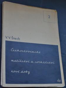 náhled knihy - Československé malířství a sochařství nové doby, sv. 2 - 6