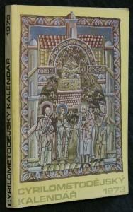 náhled knihy - Cyrilometodějský kalendář 1973