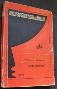 náhled knihy - Těžká Barbora