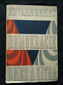 náhled knihy - Demokracie dnes a zítra (Obr, 355 s.)