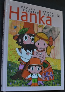 náhled knihy - Hanka (Manka v Polštině)