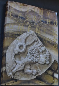 náhled knihy - Dějiny českého výtvarného umění : Od počátků do konce středověku, I. svazek