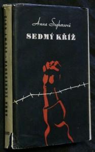 náhled knihy - Sedmý kříž : román z Hitlerova Německa