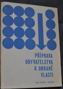náhled knihy - Příprava obyvatelstva k obraně vlasti. 5.-7. [téma], Praktické zaměstnání