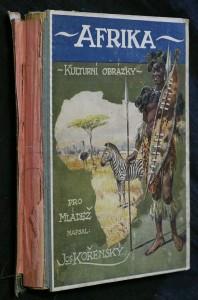 náhled knihy - Afrika : Kulturní obrázky z celého zemědílu
