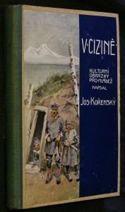 náhled knihy - V cizině : kulturní obrázky pro mládež