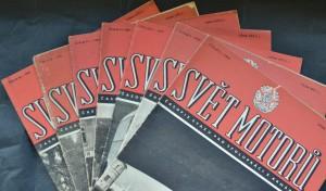 náhled knihy - Svět motorů 1959, č. 2, 5, 9, 14, 17, 18, 26