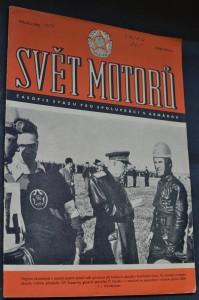náhled knihy - Svět motorů 1955, č. 2
