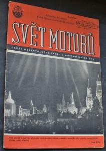 náhled knihy - Svět motorů 1952, č. 133-134