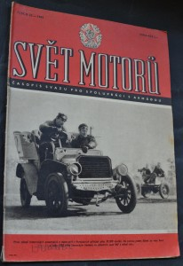 náhled knihy - Svět motorů 1960, č. 23
