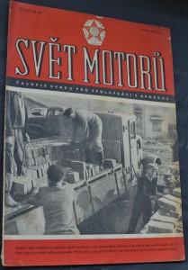 náhled knihy - Svět motorů 1953, č. 137