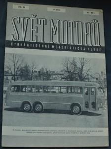 náhled knihy - Svět motorů 1950, č. 76