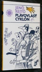 náhled knihy - Plavovlasý cyklón