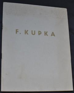 náhled knihy - F. Kupka : [Katalog výstavy], Hradec Králové 1971