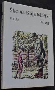 náhled knihy - Školák Kája Mařík, díl V