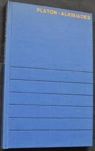 náhled knihy - Alkibiades I. ; Alkibiades II. ; Hipparchos ; Milovníci