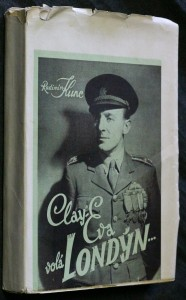 náhled knihy - Clay-Eva volá Londýn...