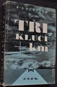 náhled knihy - Tři kluci + km : vyprávění o rychlé dálkové jízdě, kterou prožili v pěkném počasí i v dešti na cestě ze Šumavy do Tater Jirka, don Lojzan a malý Janek