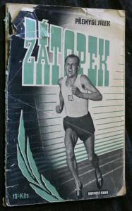 náhled knihy - Emil Zátopek