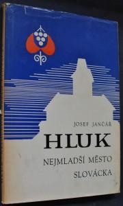 náhled knihy - Hluk nejmladší město Slovácka