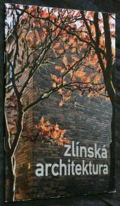 náhled knihy - Zlínská architektura