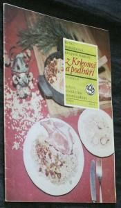 náhled knihy - Krajové pokrmy z Krkonoš a podhůří