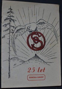 náhled knihy - Památníček vydaný u příležitosti 25. výročí trvání těl. jednoty Sokol v Lukově
