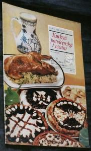 náhled knihy - Kuchyň posvícenská i všední