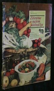 náhled knihy - Zelenina v našem jídelníčku