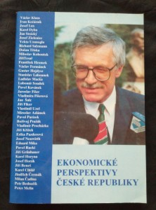 náhled knihy - Ekonomické perspektivy ČR