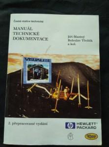 náhled knihy - Manuál technické dokumentace (Obr, 328s.)